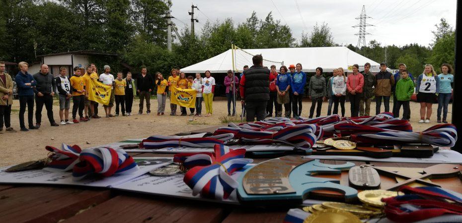 Чемпионат Северо-Западного федерального округа России по рафтингу.