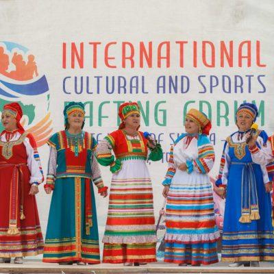 III-й международный культурно-спортивный форум «Белая Вода Сибири — 2018»