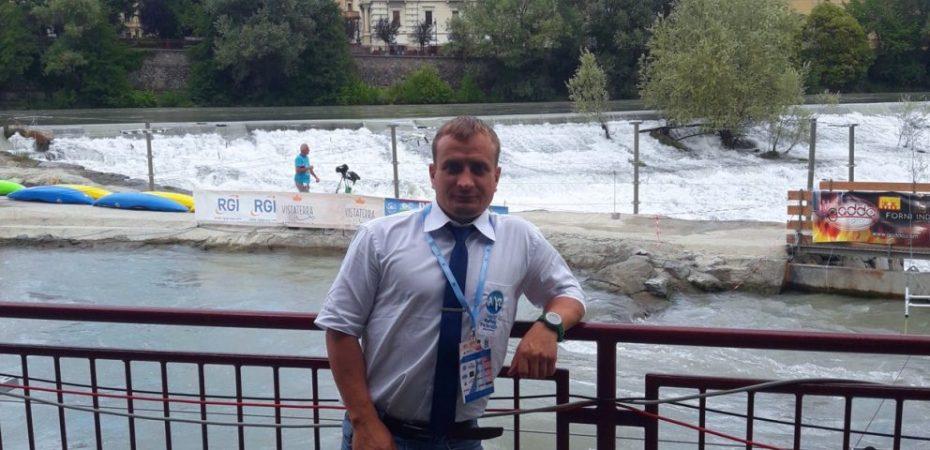 Поздравляемпрезидента Федерации рафтинга России Широкова Алексея Александровича с Днем рождения!