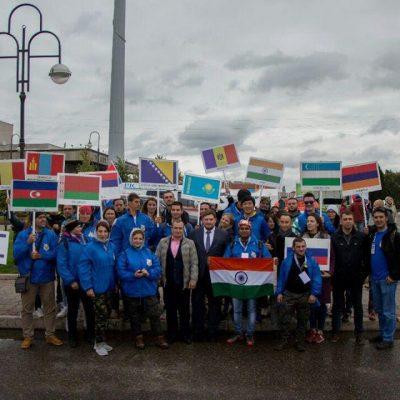 III-й Международный культурно-спортивный рафтинг-форум «Белая Вода Сибири – 2018».