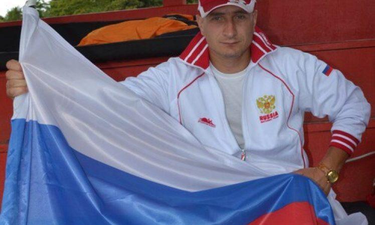 Сегодня день рождения у президента ФРР Широкова Алексея Александровича…