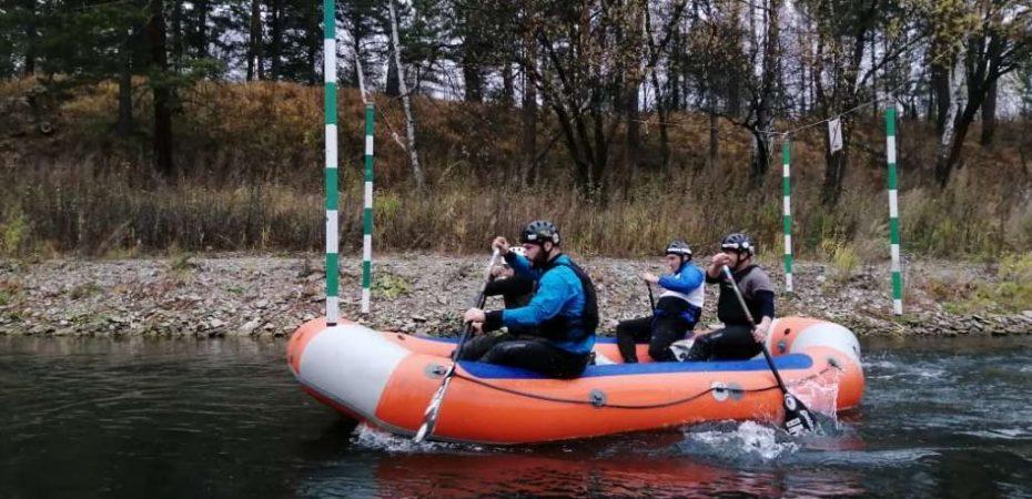 В Томской области закрыли водный спортивный сезон…