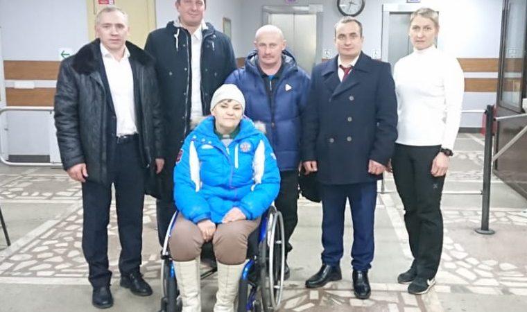 О поездке Президента ФРР в Красноярск…