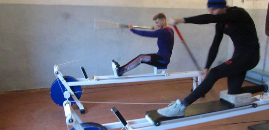 Дистанционный режим тренировок по рафтингу…